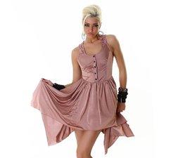 Asymmetrische Fashion Jurk