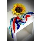 Soepelzachte Sjaal Multicolor