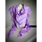 Soepelzachte Sjaal Paars