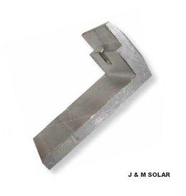 Flatfix eindklem ( 31-50mm )