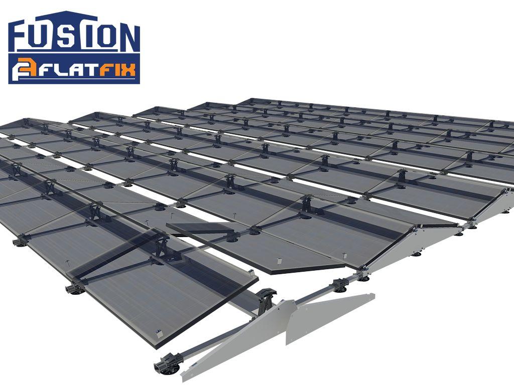 Flatfix Fusion Sets Oost West J En M Zonnepanelen