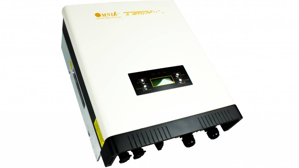 Omnik Omnik / Omniksol 4.0K-TL2 omvormer wifi