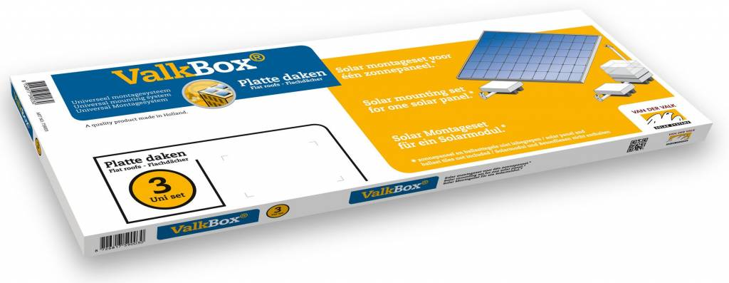 Van der Valk solar systems Van der Valk - Valkbox 3