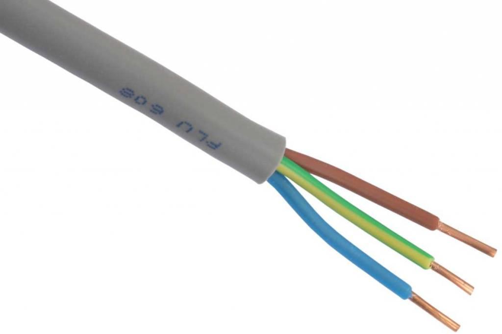 YMvK YMvk kabel 3 x 2,5 mm2