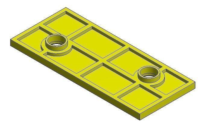 Van der Valk solar systems Van der Valk opvulplaat 3mm