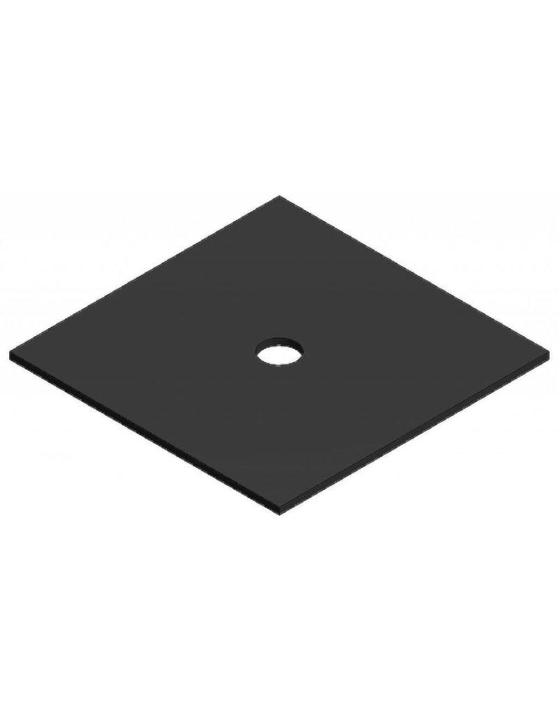 Van der Valk solar systems Van der Valk rubber plaatje 40x40x1mm