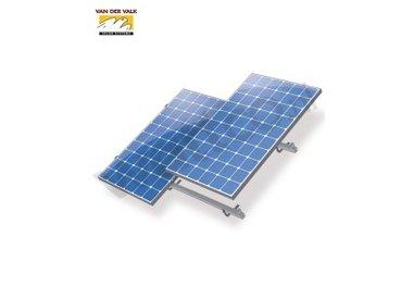 Valk solar klem systeem