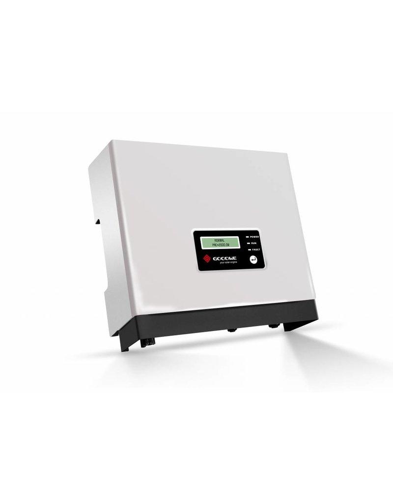 Goodwe Goodwe GW3000-NS omvormer 1 fase / 1 MPPT / DC Switch / Wifi