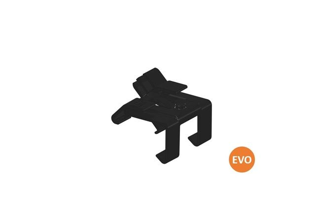 Clickfit Evo ClickFit Evo - Montagerail Kabelclip optimizer ready