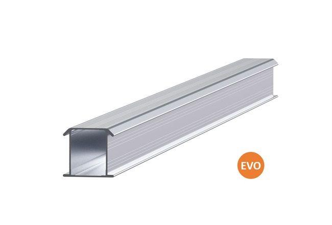 Clickfit Evo ClickFit Evo - Montagerail  6070mm