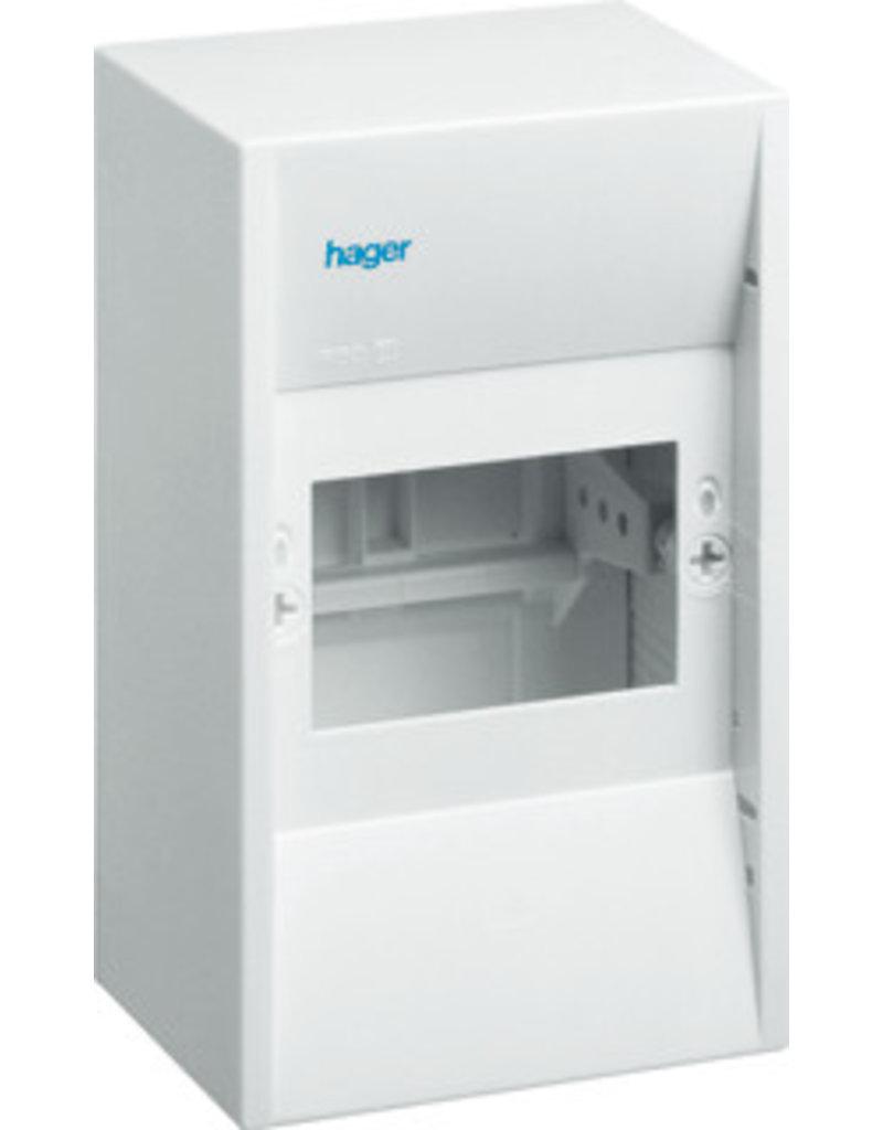 Hager Hager Miniverdeler 4 modulen - GD104E