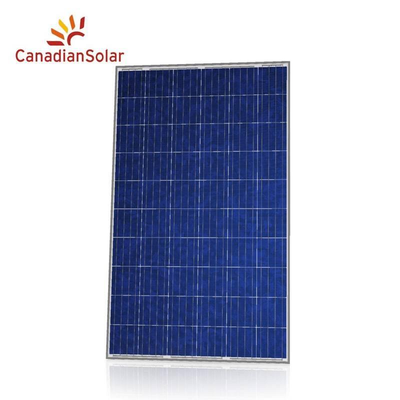 Canadian Solar Canadian Solar CS6K-275P zonnepaneel