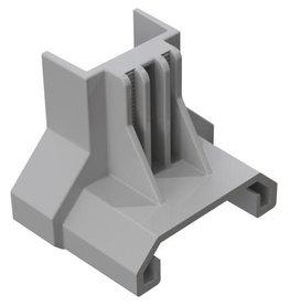 Clickfit Evo ClickFit Evo -Eindklemsteun staaldak grijs