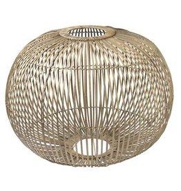 Broste Copenhagen bamboo hanglamp Zep naturel XL