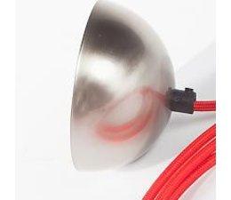 Het Lichtlab Hanginglamp Grey Cord 2mtr