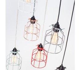 Het Lichtlab No.15 Pendant Lamp White