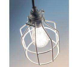 Het Lichtlab No. 15 Kooilamp Wit