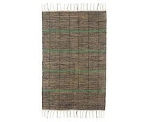 House Doctor Rug Green Note 160x230cm