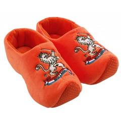 Nijenhuis Klomp pantoffel oranje