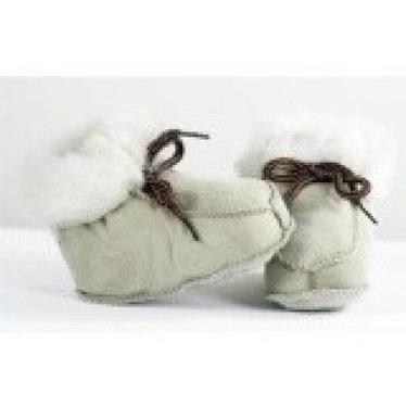 Bernardino baby slof beige