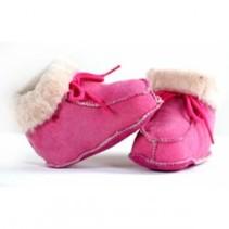 baby slof roze