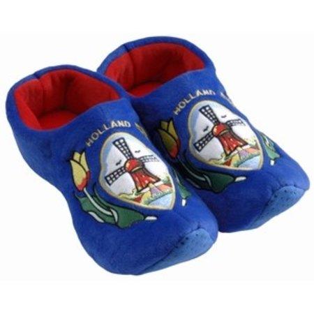 Nijhuis Klomp pantoffel molen blauw