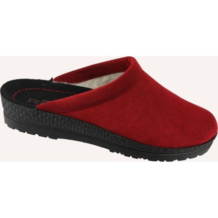 Rohde pantoffel rood 2292