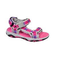 Sandaal paars/roze