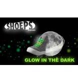 Shoeps Elastische veter glow in the dark