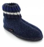 Haflinger Pantoffel Paul jeans