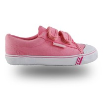 gymschoen klitteband roze
