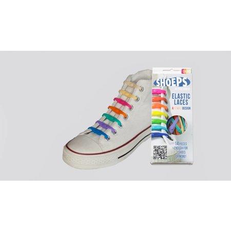 Shoeps Elastische veter mix 2015