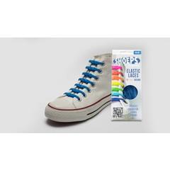 Shoeps Elastische veter Sky blue
