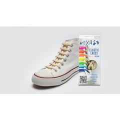 Shoeps Elastische veter Sand