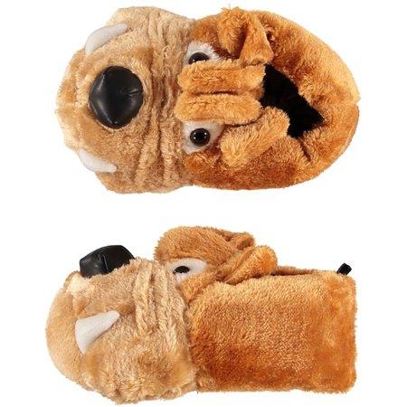 Bulldog pantoffel 31-34