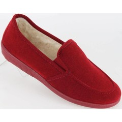 Rohde pantoffel rood 2224
