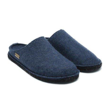 Haflinger Pantoffel Soft jeans