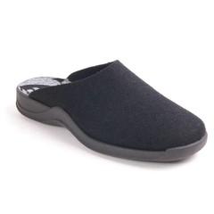 Rohde pantoffel zwart 2309