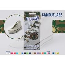 Elastische veter Camouflage