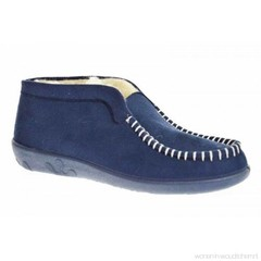 Rohde pantoffel blauw 2236