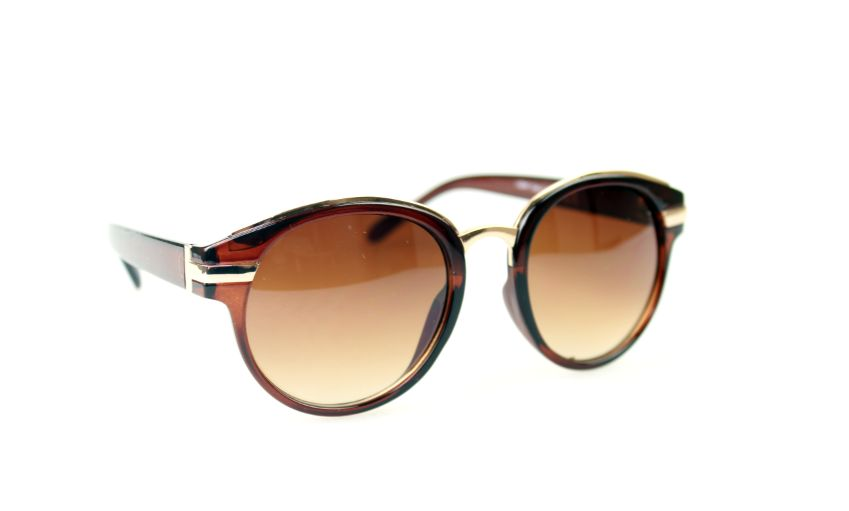 Brown Sonnenbrille