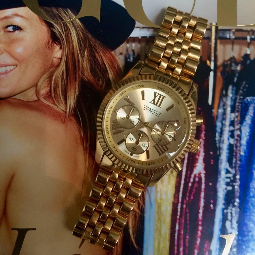Wieviel Uhr ist GOLD