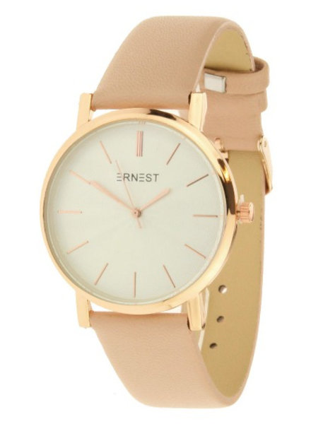 SOFT PINK ROSE WATCH