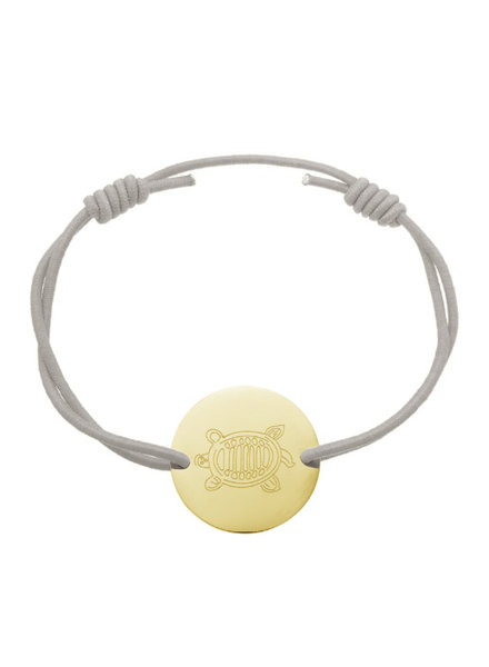 SEA TURTLE Armband Gold