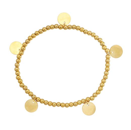 COIN Goldarmband