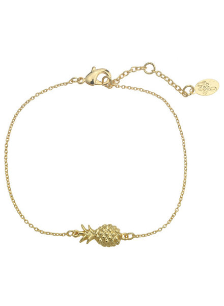 PINEAPPLE BRACELET GOLD