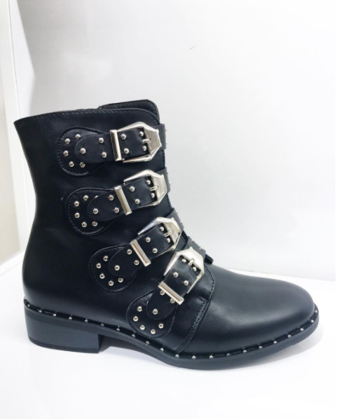 BELTED BOOTS 2.0