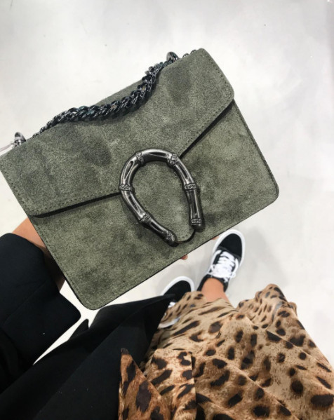 INSPIRED BAG ARMY