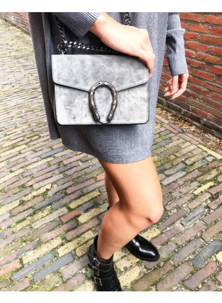 INSPIRED BAG GREY