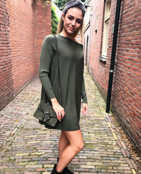 DRESSY ARMY DRESS